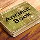 Ancient Book - Mockup for Artworks, Fonts & Logos - GraphicRiver Item for Sale