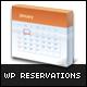 Reservations Calendar