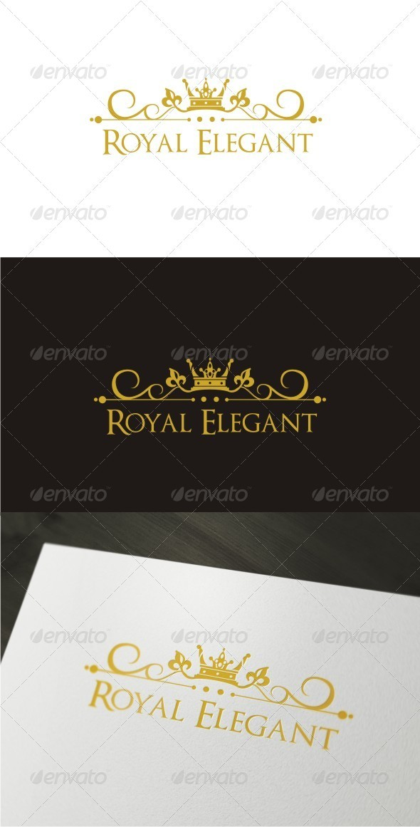 GraphicRiver Royal Elegant Logo 2503993