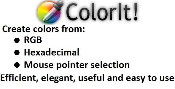 CodeCanyon ColorIt 2504018