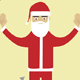 Thief in Santa Costume - GraphicRiver Item for Sale