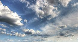 timelapse of beautiful sky.