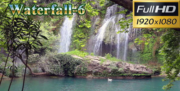 VideoHive Waterfall 2506929