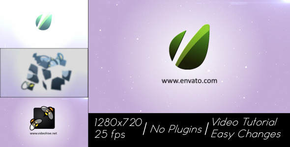 VideoHive Clean & Stylish Logo Reveal 2507001