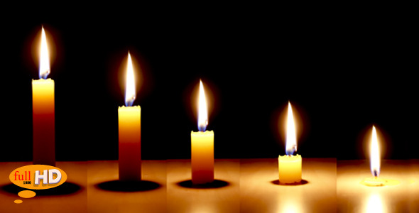 Time Lapse Candle Burning By Juanjosejimenez Videohive