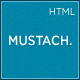 Mustach - Responsive Html5 Theme  - ThemeForest Item for Sale