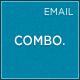 Combo E-Commerce E-mail Template  Free Download