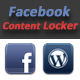 Facebook Viral Content Locker for WordPress