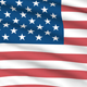 United States seamlessly looping flag - VideoHive Item for Sale