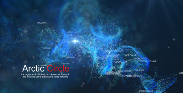VideoHive Arctic Circle 2512914