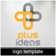Plus Ideas logo