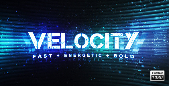 After Effects Project - VideoHive Impact Velocity 2480703