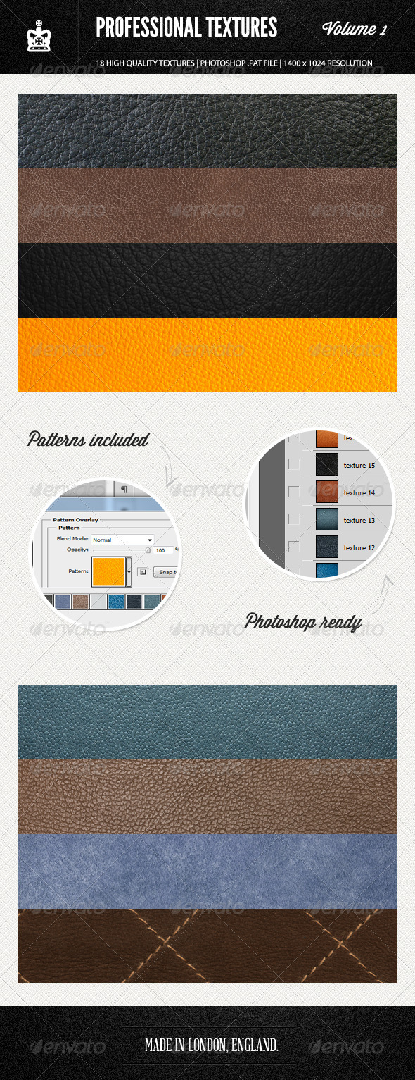 Professional Textures - Volume 1 - Miscellaneous Textures