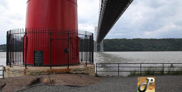 Lighthouse At The Washington Bridge
