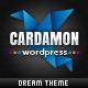 Cardamon WP — Multipurpose WordPress Theme
