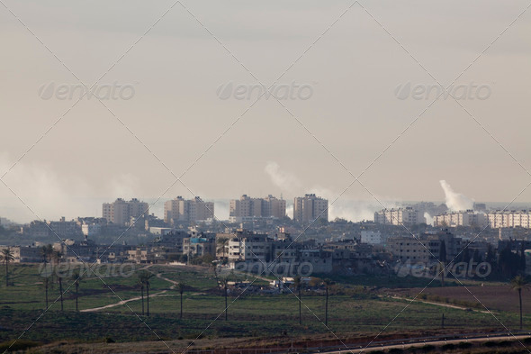 Gaza strip - Stock Photo - Images