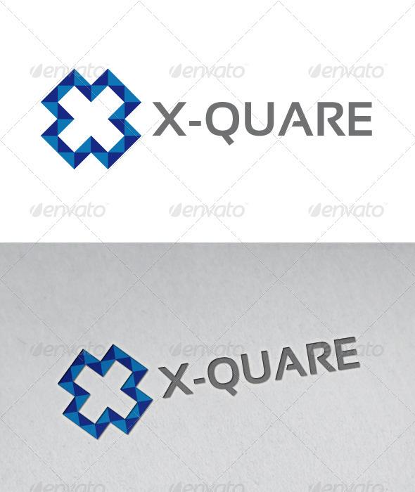 X Quare Logo