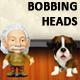 Bobbing heads - ActiveDen Item for Sale
