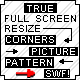 full screen resize align pattern swf picture - ActiveDen Item for Sale