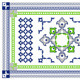 Download Vector Arabic Style Carpet Design
