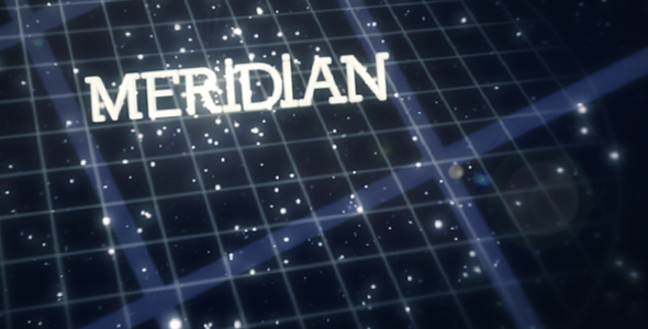 After Effects Project - VideoHive Meridian 92079