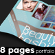 Portfolio CV Book with style - GraphicRiver Item for Sale