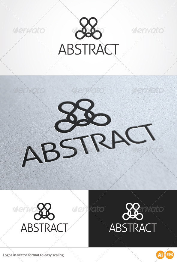 GraphicRiver Abstract Logo 2523429