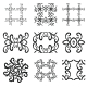 Vector pattern decorations - GraphicRiver Item for Sale