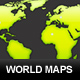 Worldmap - GraphicRiver Item for Sale