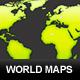 Worldmap - GraphicRiver Item for Sale
