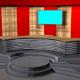 3D-TV_Studio_C_02 - GraphicRiver Item for Sale