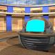 3D-TV_Studio_F_02 - GraphicRiver Item for Sale