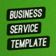 Business & Service Template - VideoHive Item for Sale