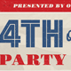 Old Glory - Fourth of July Event Flyer - GraphicRiver Item for Sale