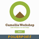 Camellia Media Presentation Templates - GraphicRiver Item for Sale