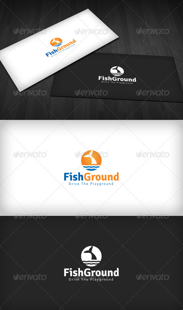 Fish Ground Logo