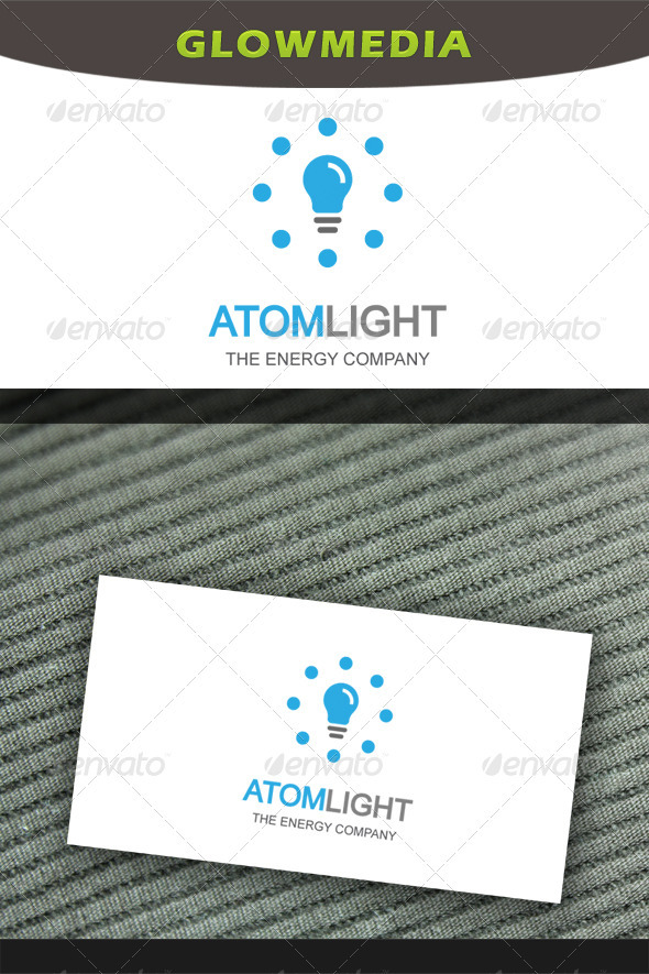ATOMLIGHT - Logo Templates