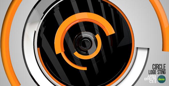 VideoHive Circle Logo Sting 2531148