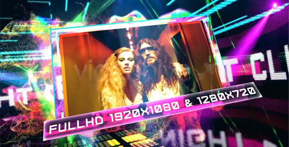 After Effects Project - VideoHive Night Club 2 2531765