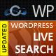 Google, Yahoo & Bing Live Search WordPress Plugin  - CodeCanyon Item for Sale