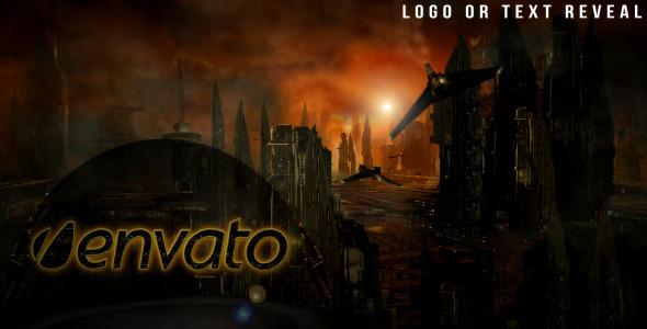 VideoHive sci-fi logo reveal 2533224