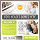 Clean Corporate Flyer #4 - GraphicRiver Item for Sale