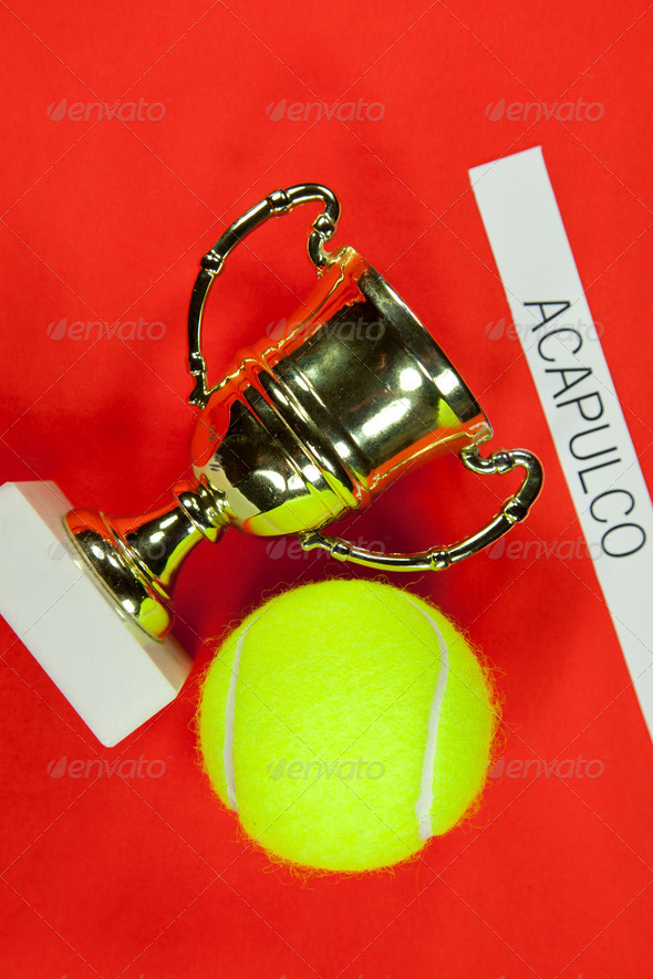 Tennis tournament - Stock Photo - Images
