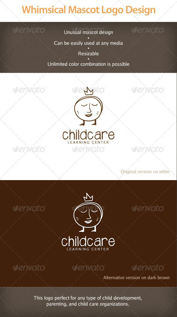 Whimsical Mascot Logotype
