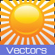 Sun Vectors - GraphicRiver Item for Sale