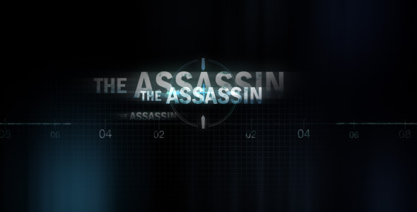 After Effects Project - VideoHive The Assassin Cinematic Trailer 2535842