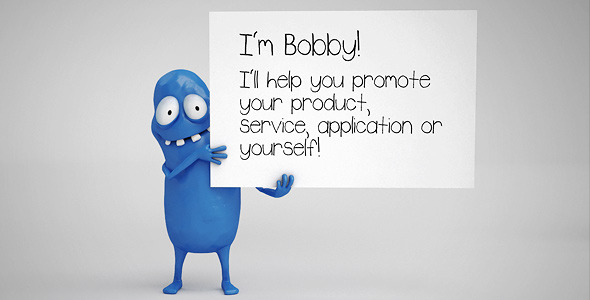 After Effects Project - VideoHive Bobby Promotes 2536452