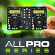 Pro DJ Business Card - GraphicRiver Item for Sale