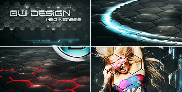 After Effects Project - VideoHive Neo Nemesis 2537530