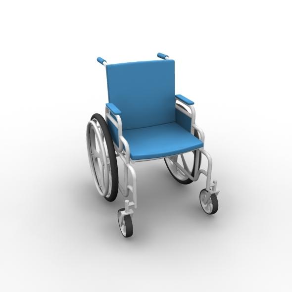 3DOcean wheelchair 2538558
